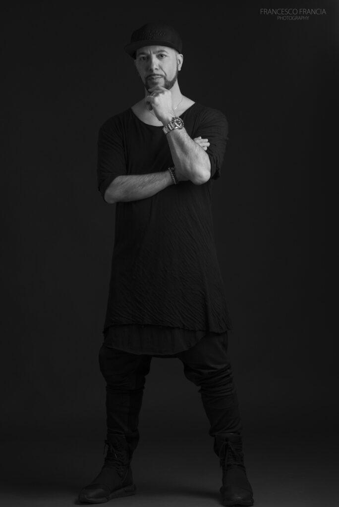 DJ Provenzano - Ritratto di Francesco Francia - fotografo ritrattista